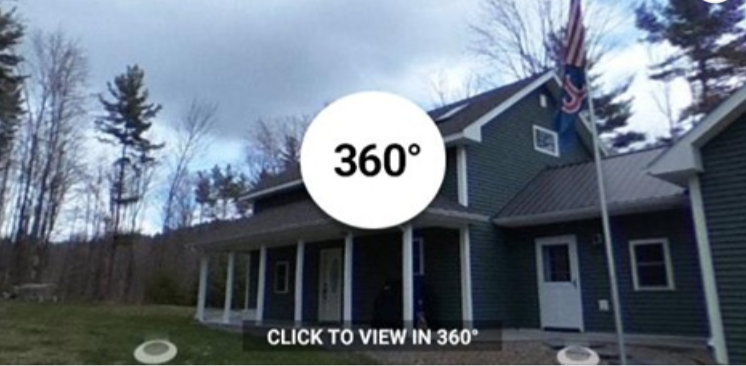360 Home view