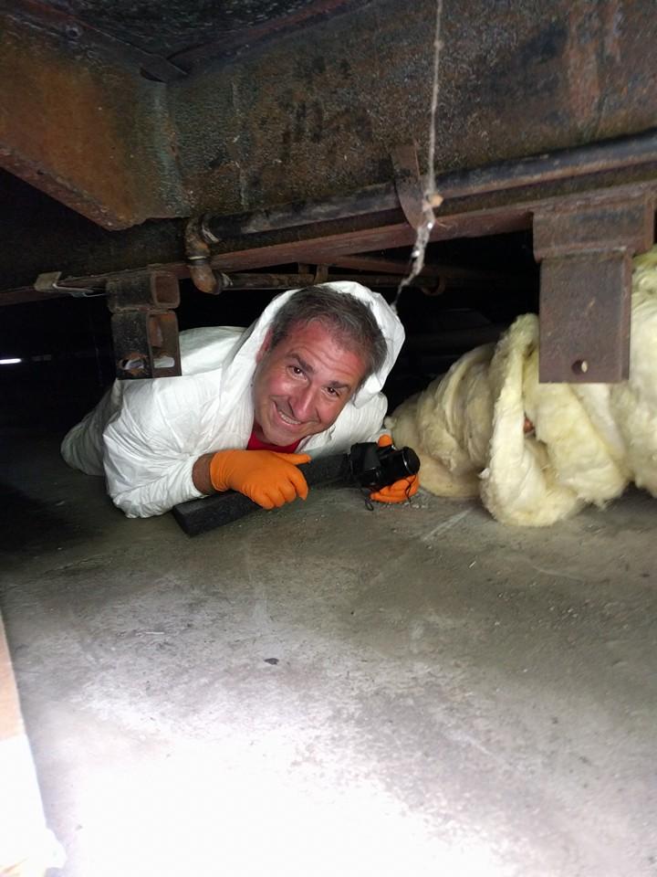 Jeff Belrose, Belrose Home Inspection
